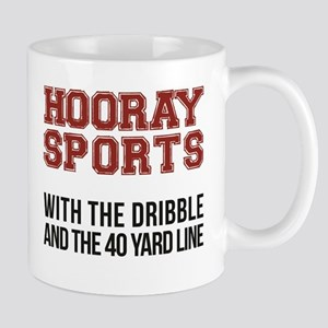 Hooray Sports [Red] - With The Dribble Mugs